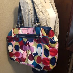 Coach Tote bag oversized